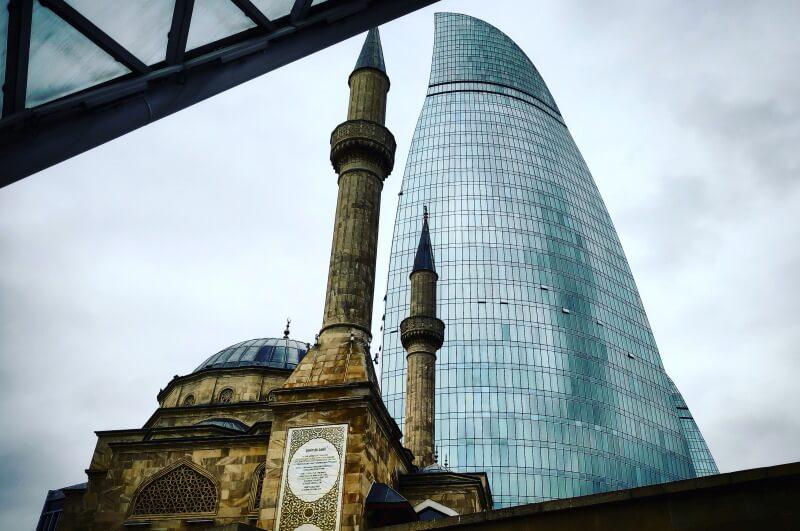 que ver en Azerbaiyan Caucaso